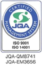 [ISO 9001]・[ISO 14001]